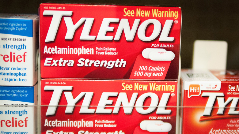 A side effect of acetaminophen you never expected
