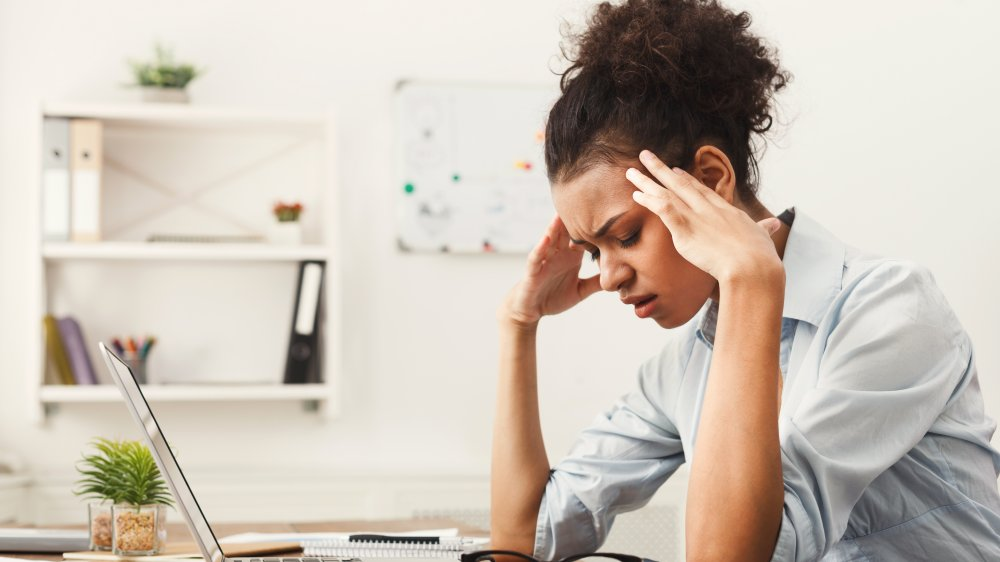 Stress from lack of antioxidants
