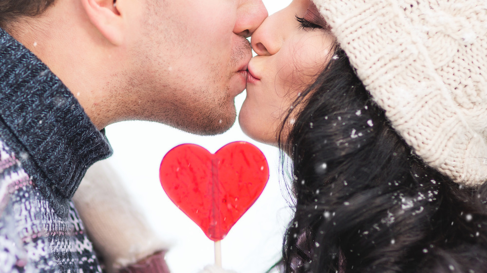 The damaging effects kissing too much has on your lips