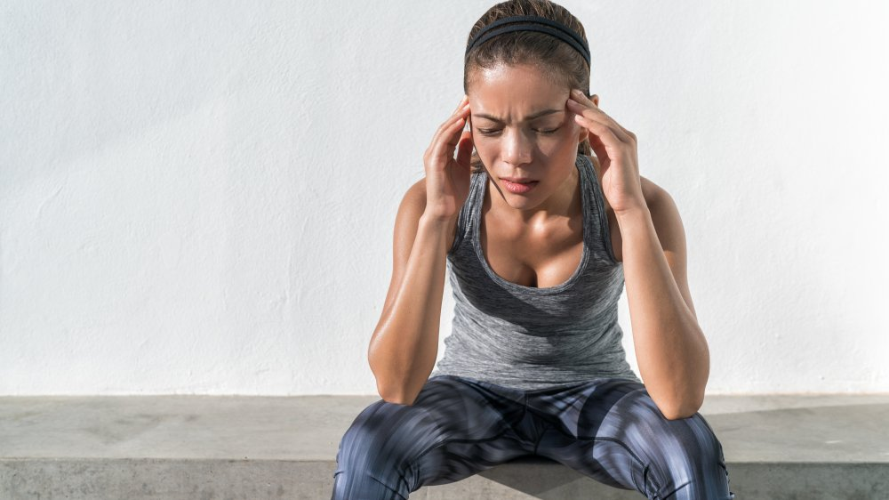 The real reason you get a headache after going on a run