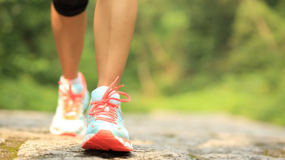 The real reason your legs itch when you go on a run