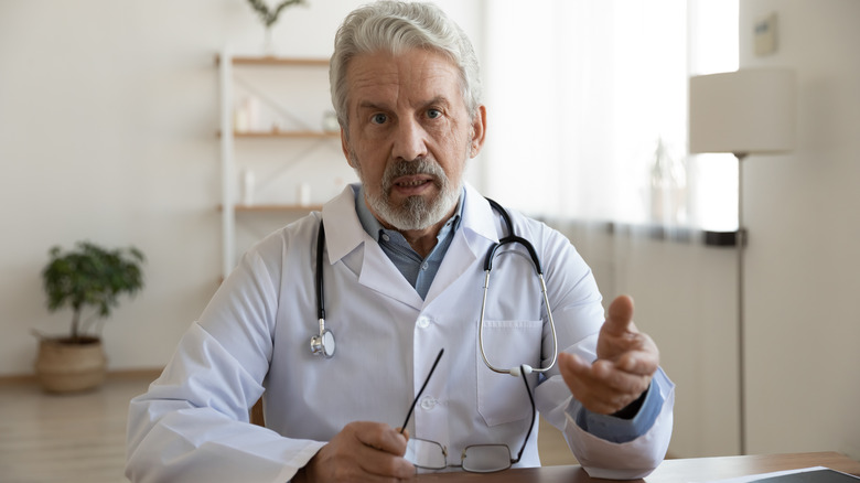 Men get Parkinson's disease more frequently than women