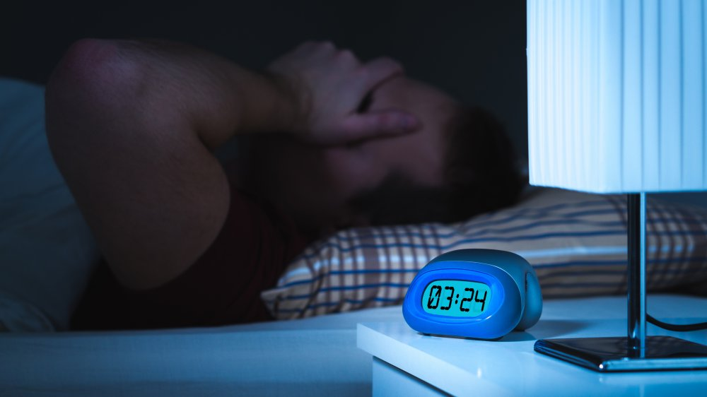 Why you always seem to feel worse at night when you're sick