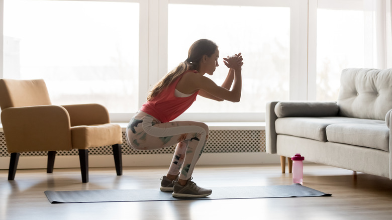 You've been doing squats wrong this entire time